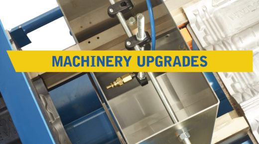 Machinery upgrades