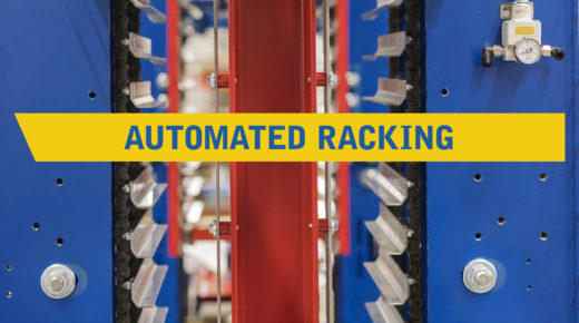 Automated racking